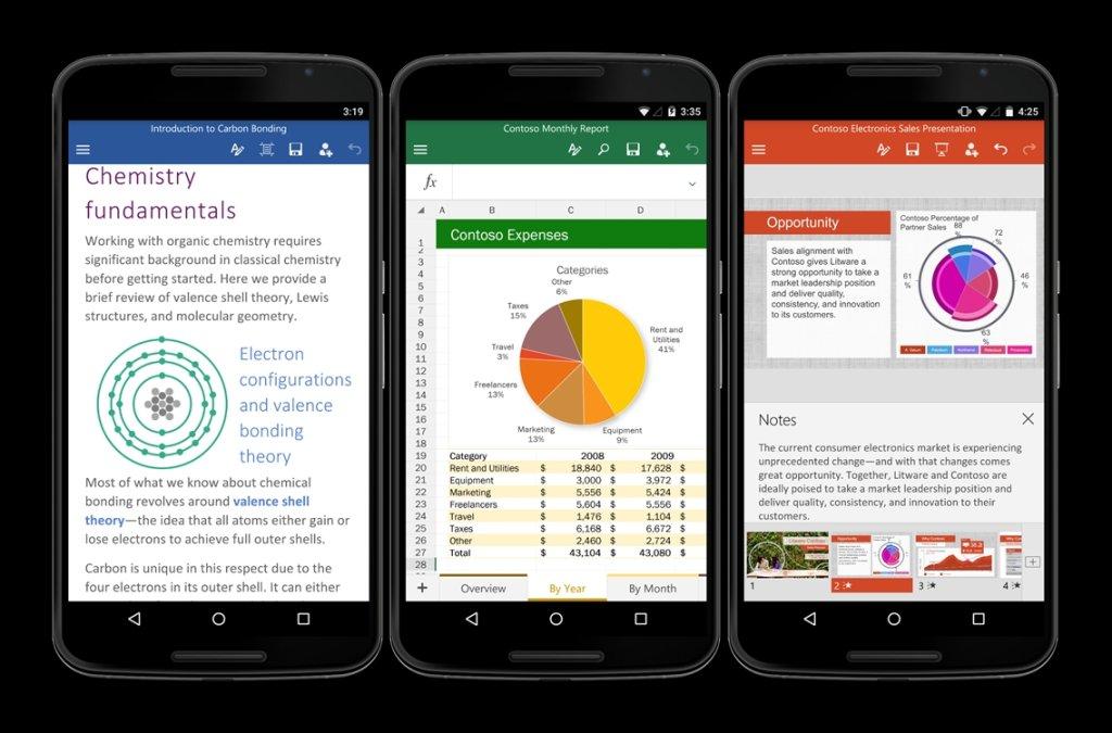 Office na Androida dostępny już w wersji finalnej