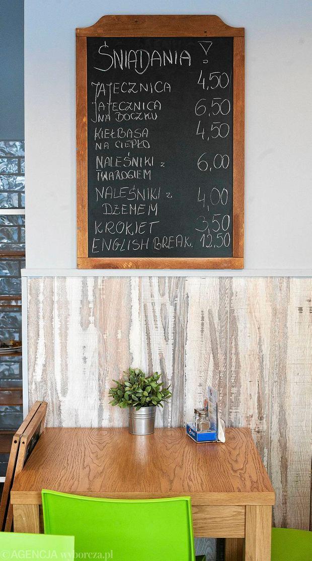 Zdjęcie numer 8 w galerii - W Gdyni powstał nowy bar mleczny. W