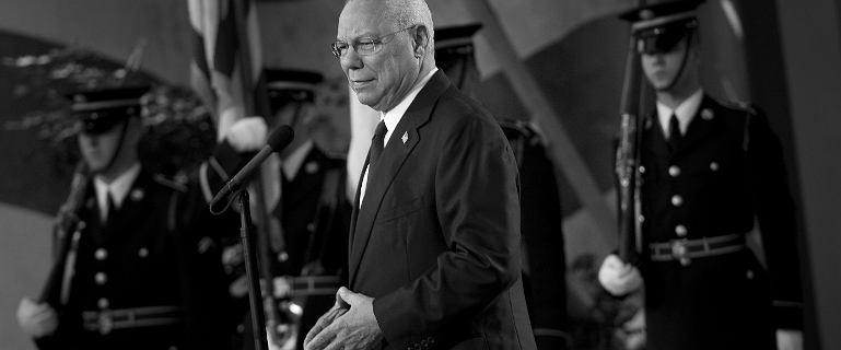 Colin Powell nie żyje. Były sekretarz stanu USA zmarł przez COVID-19