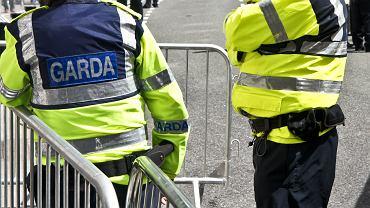 Policja w Irlandii. Zdjęcie ilustracyjne