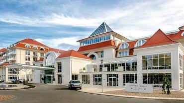 Hotel Grand Lubicz w Ustce