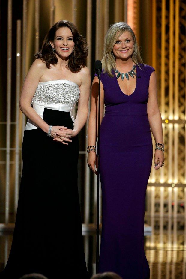 Tina Fey i Amy Poehler
