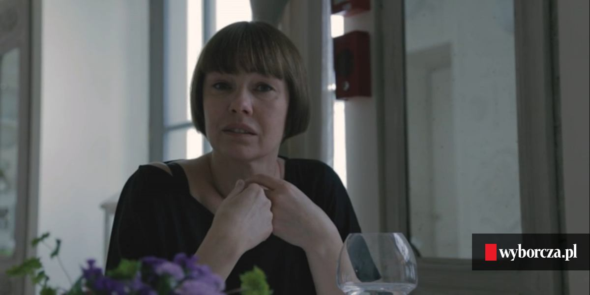 Olena Leonenko Interpretuje Wiersz Stół Rodzinny Bogusławy