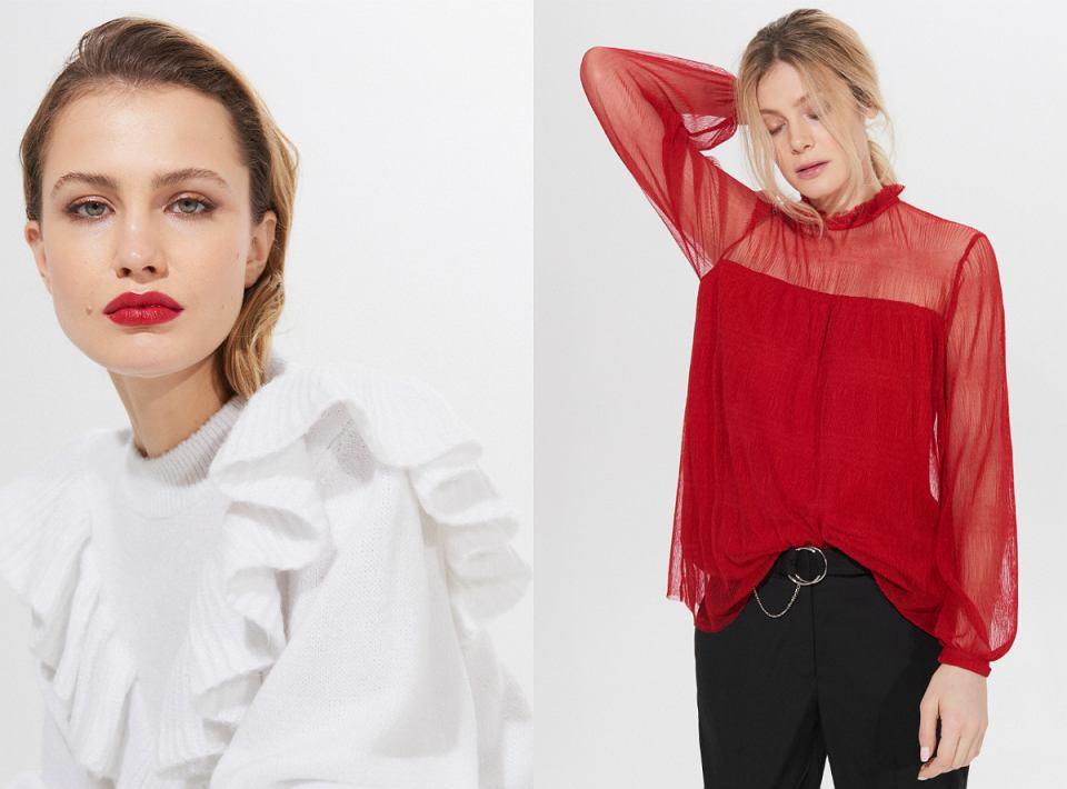 Bluzki i swetry z nowej kolekcji Rock & Dots