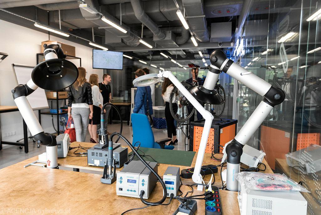 Nokia Garage - wielkie otwarcie centrum innowacji