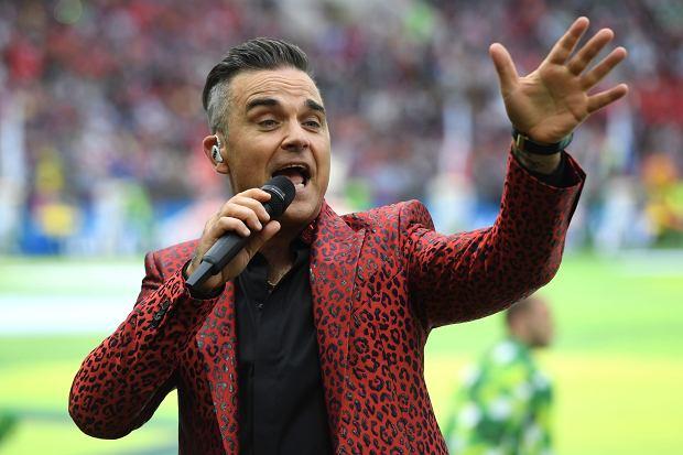 Robbie Williams Mundial