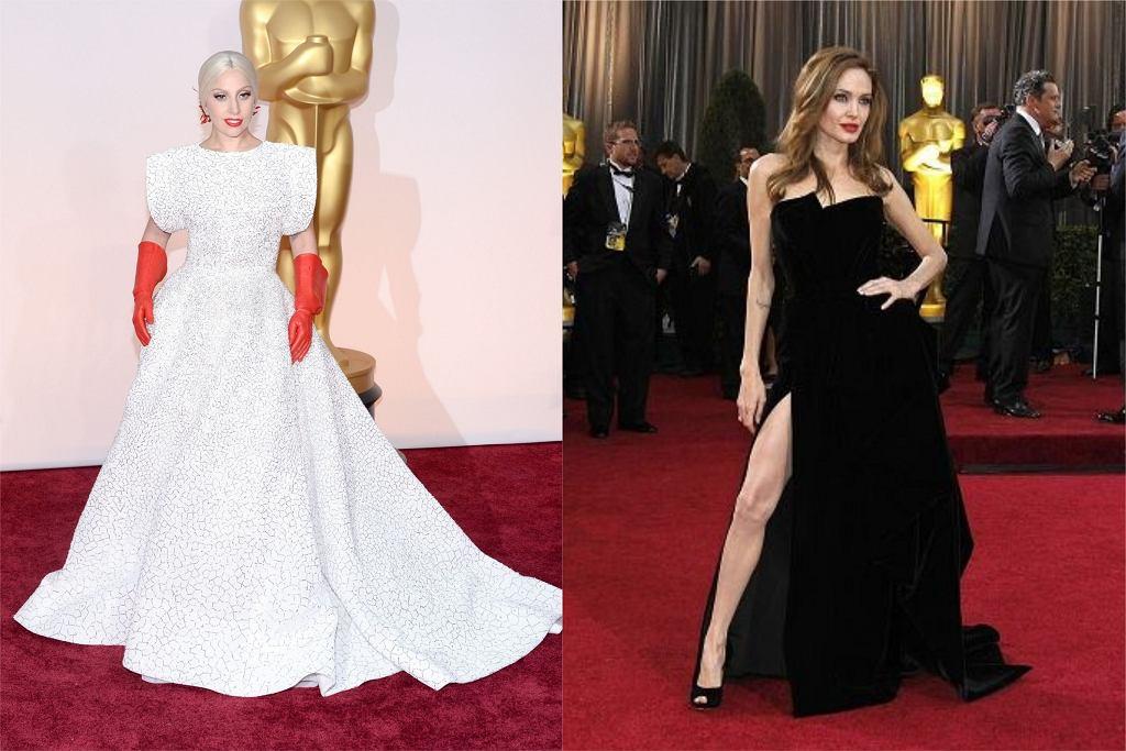 Oscary - najpiękniejsze suknie - TOP 10