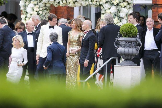 Ślub Nicky Hilton i Jamesa Rothschilda