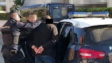 Zatrzymania Braciaków w Hiszpanii.