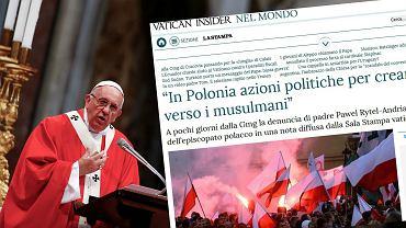 Papież Franciszek niedługo będzie w Polsce