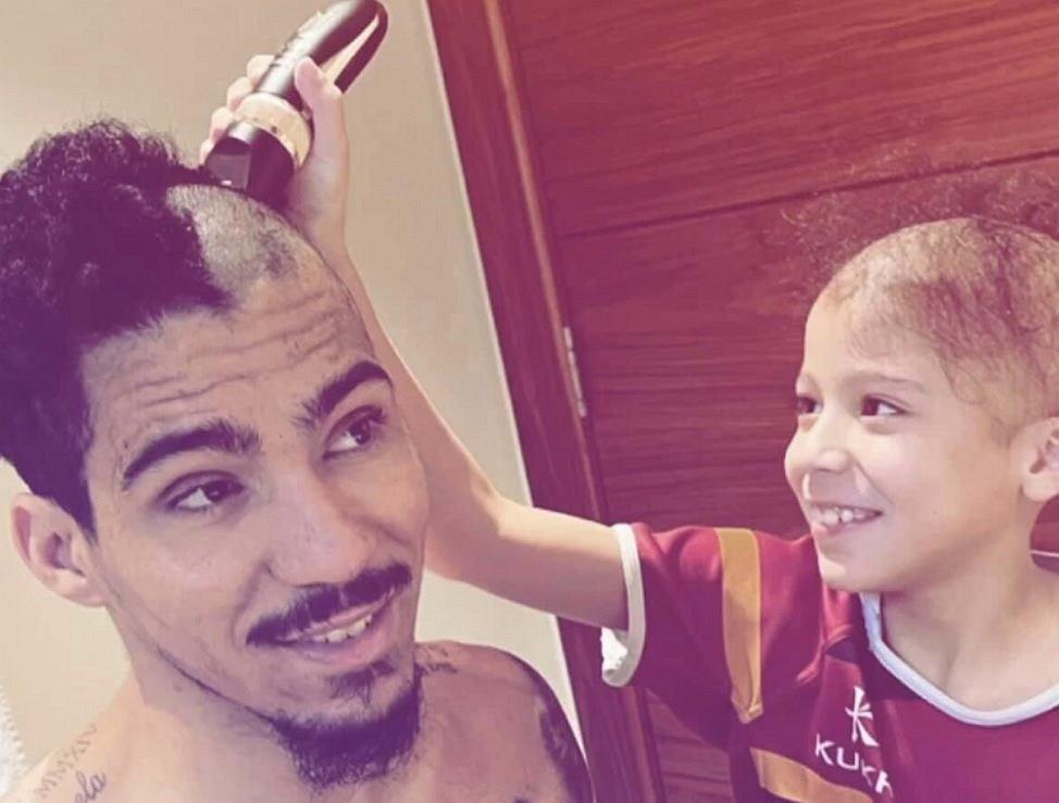Allan z synkiem