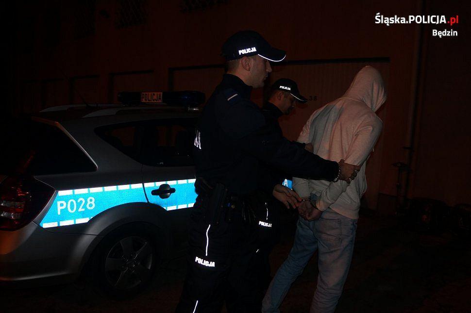 Jeden z zatrzymanych nastolatków