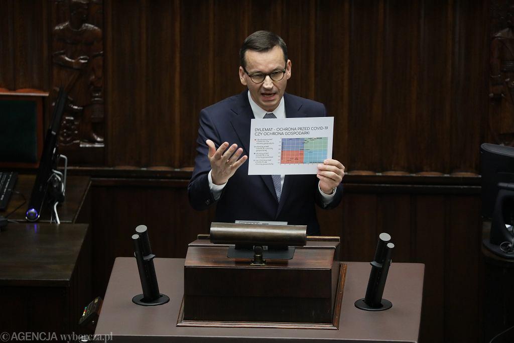 Sondaż. Polacy twierdzą, że Morawiecki powinien być kandydatem ZE w wyborach prezydenckich