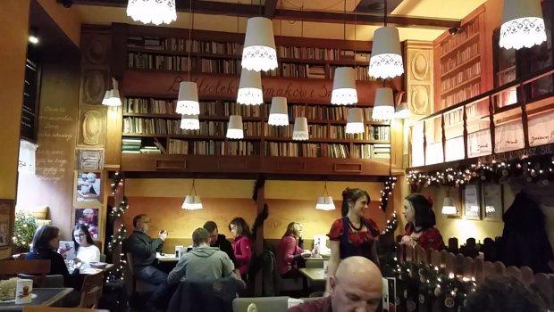 Najlepsze pierogi w Warszawie