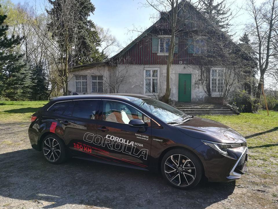 Nowa Toyota Corolla kombi z Toyota Carter Gdańsk