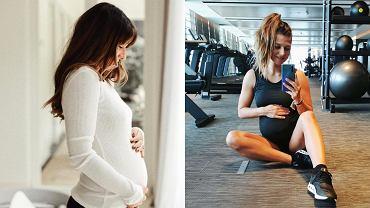 Anna Lewandowska - o wadze w ciąży