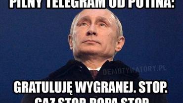 Memy po meczu Rosja-Chorwacja