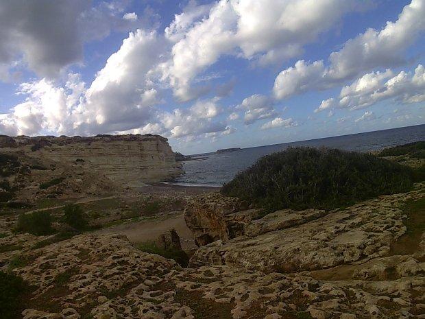 Park Narodowy Akamas na Cyprze