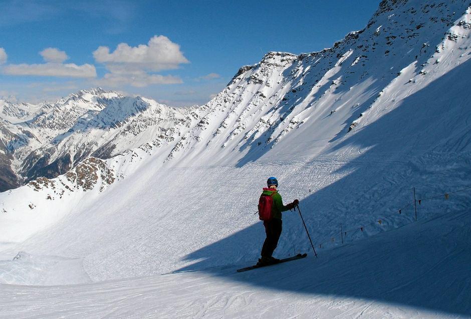 Czterej narciarze z Niemiec zginęli pod lawiną w Szwajcarii - zdjęcie ilustracyjne