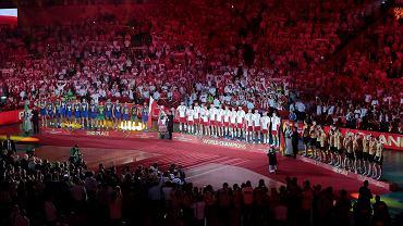 Tak kilka tygodni temu w Spodku siatkarze cieszyli się z mistrzostwa świata