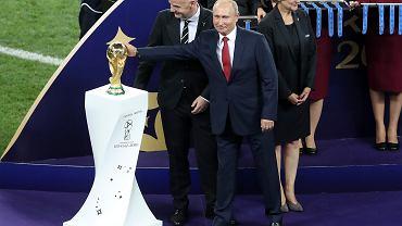 Finał mistrzostw świata 2018