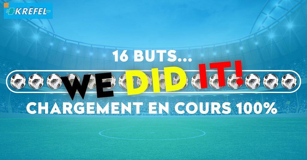 Zrobiliśmy to!, czyli Belgia strzeliła 16 goli. Warunki promocji spełnione