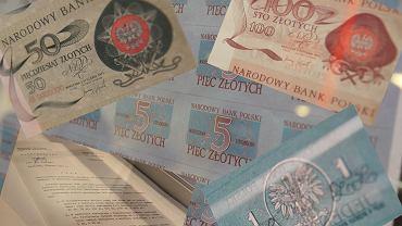 Banknoty z PRL (PWPW)