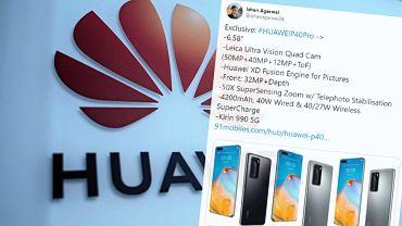 Nadchodzą flagowe Huawei P40 i P40 Pro