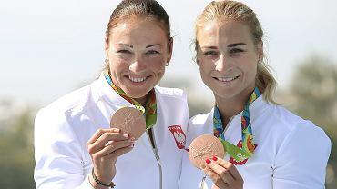 Beata Mikołajczyk i Karolina Naja