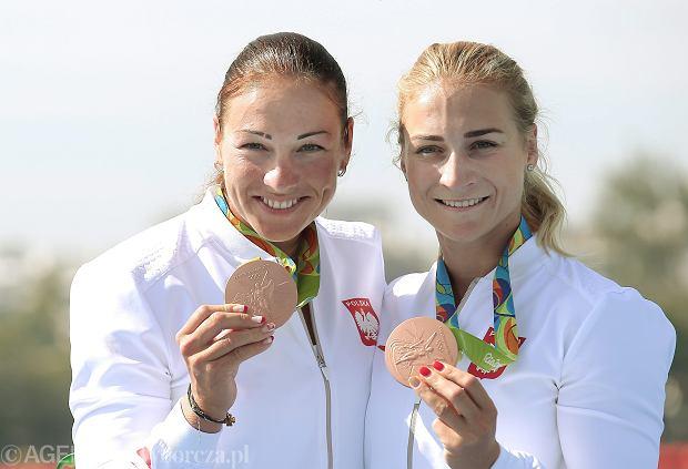 Ikona Sportu 2016 czytelników Sport.pl - Karolina Naja, Beata Mikołajczyk