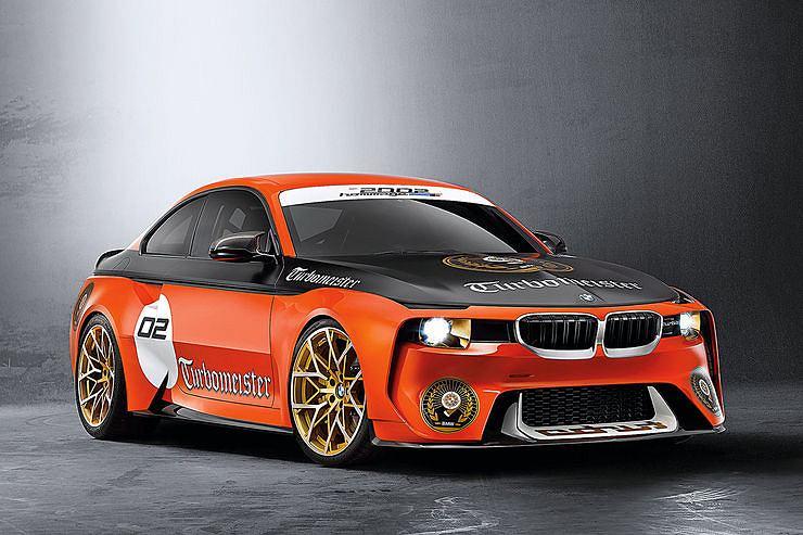 Galeria   BMW 2002 Hommage