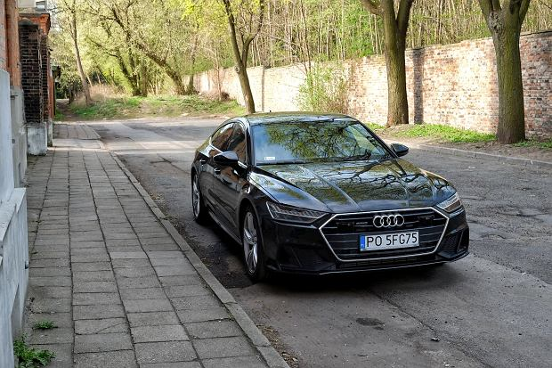 Audi A7 55 TFSI Quattro