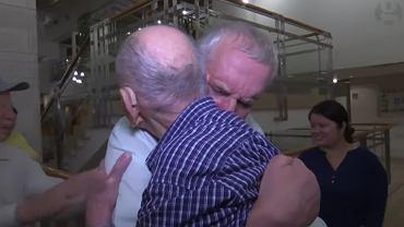 102-latek myślał, że cała jego rodzina zginęła podczas Holocaustu. Po 70 latach odnalazł krewnego