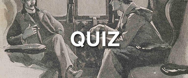 """Powie�� Doyle'a to """"Pies Baskerville'�w"""" czy ''Kocur Baskerville'�w''? Odgadniesz?"""