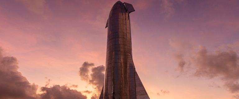 Co kryje się za wybuchającymi nowymi statkami SpaceX