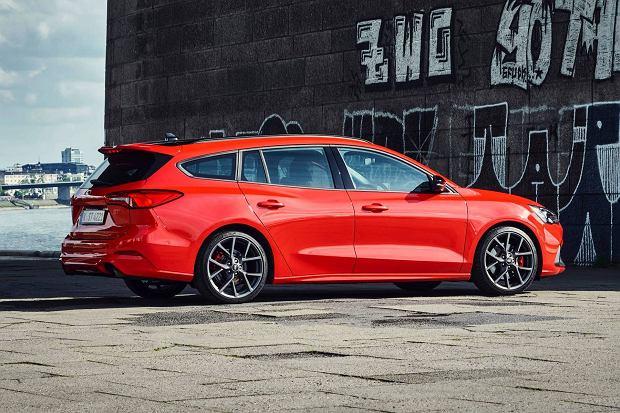 Nowy Ford Focus St Kombi Cennik 2019 Ile Kosztuje Nowy Ford Focus