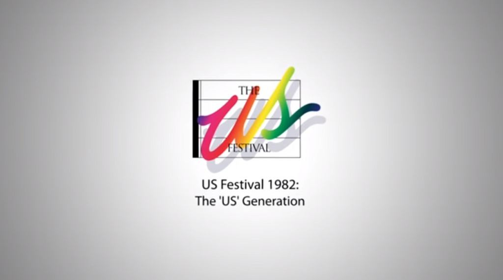 Zwiastun US Festival 1982