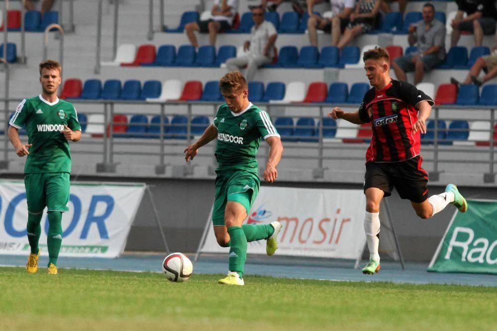 Mecz II ligi: Radomiak - Stal Stalowa Wola 2:0 - prowadził Sylwester Rasmus