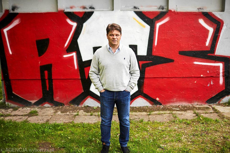 Radosław Mroczkowski, były trener Widzewa