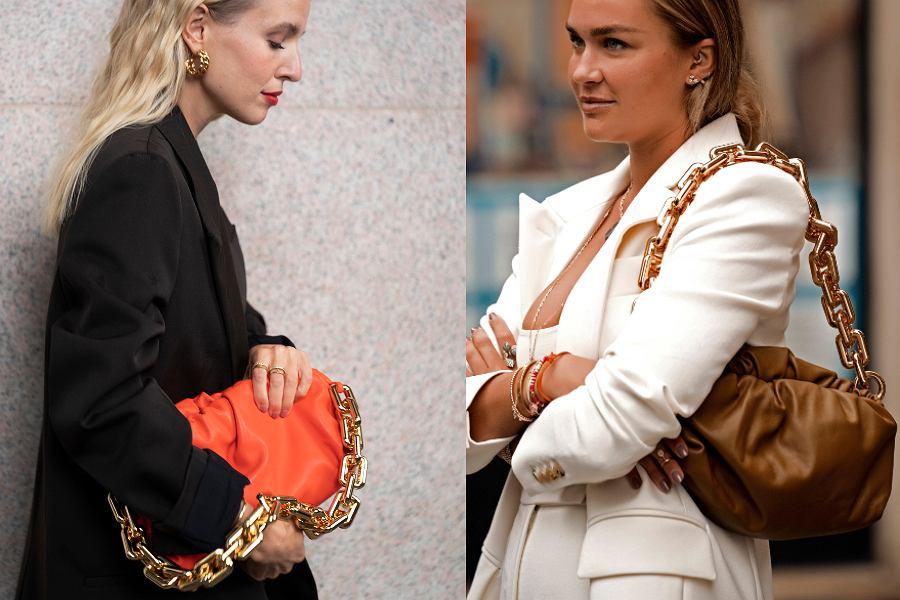 torebki damskie z łańcuszkiem
