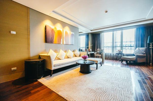 Przykładowy apartament w Apartamenty Marina Rogowo - przedstawiciel handlowy MJ Deweloper