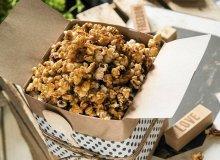 Karmelowy popcorn - ugotuj