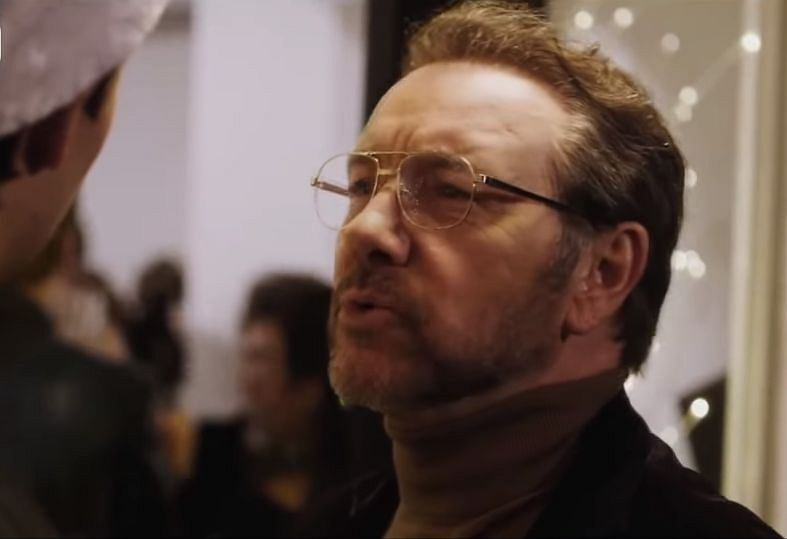 Najnowszy film z Kevinem Spacey'em to finansowa klapa. 1. dnia obejrzało go około 10 osób