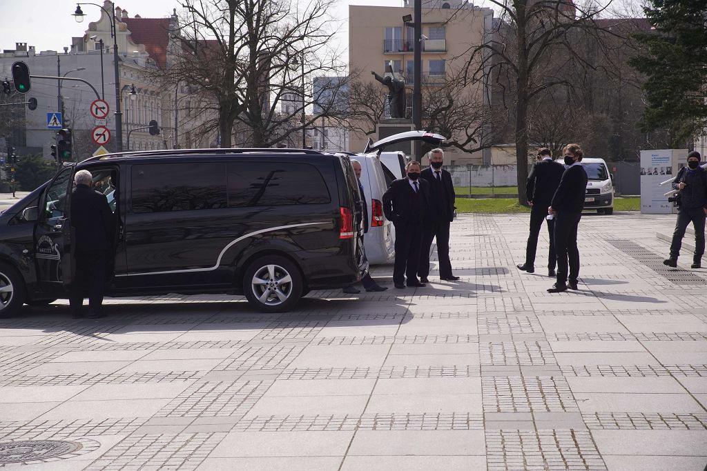 Krzysztof Krawczyk pogrzeb