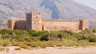 Zamek Frangokastello