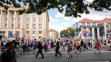 II Marsz Równości w Rzeszowie