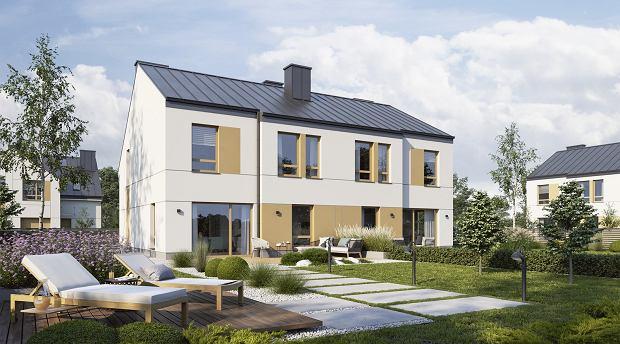 Wizualizacja inwestycji 'Grand House Comfort'