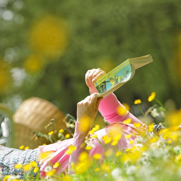 Uprzyjemnij sobie lato książką
