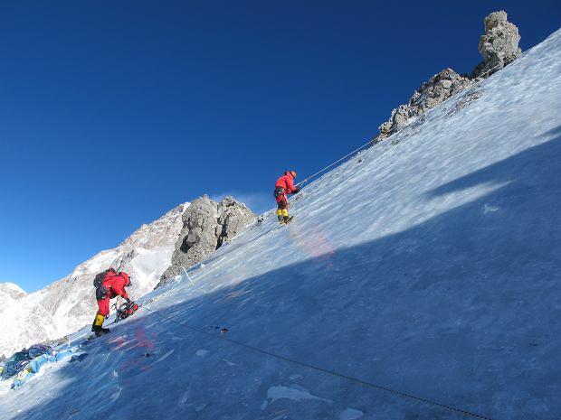 Zdjęcie numer 4 w galerii - Polacy na Broad Peak. Hajzer ujawnia szczegóły. Małek schodzi do bazy