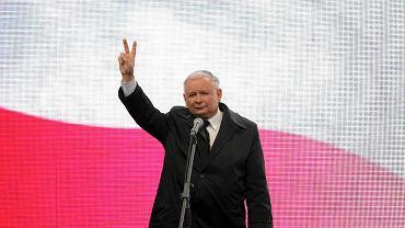 Wg CBOS - Jarosław Kaczyński nie będzie się cieszyć ze zwycięstwa